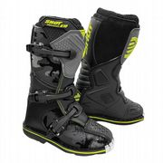 Shot K10 2.0 Youth MX Boots Black/Camo